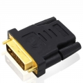 DVI 24+1 DVI-D Dual Link Male to HDMI Female Converter Adapter