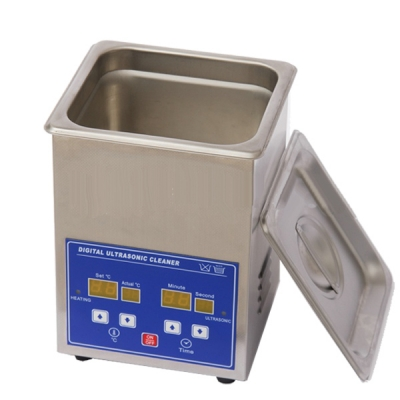 Ultrasonic Cleaner PS08A 1.3 L with Heat Cleaning (no steel Basket)