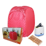 Portable Steam Sauna Tent 4 layer Tent Sauna Room