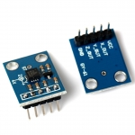 ADXL335 three-axis accelerometer tilt angle module GY61