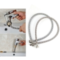 60cm Stainless Steel Flexible Cold/Hot Water Supply Faucet Hoses