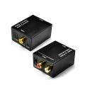 Digital Optical to Analog Audio Converter SPDIF Coaxial Toslink