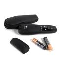 Logitech R400 Wireless Presenter Red Laser Pointer PPT USB