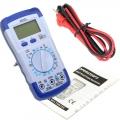 A830L Digital Multimeter DC AC Current Volt Voltage Meter Tester