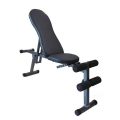 NEW Adjustable Gym ABS Exercise Sit Up Bench Fitness Chair