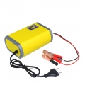 12V 6A Car Motorcycle Battery Charger Jumper Starter Pengecas Bateri
