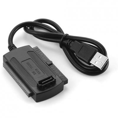 USB 2.0 IDE SATA 2.5 3.5 HDD Adapter Converter