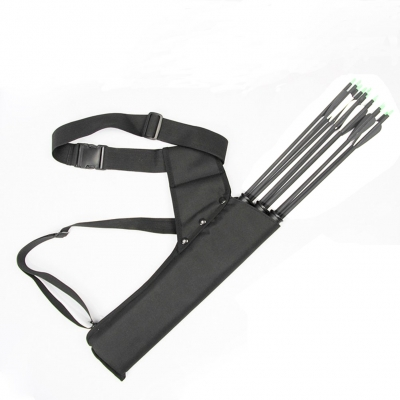 Archery Holder Tube back/ Side Quiver for 20pcs Anak Panah