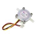"YF-S401 Water Flow Sensor Switch Meter Flowmeter 1/4"""