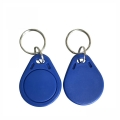 RFID Tag IC Access Control Card [ RE WRITABLE ] / Keychain 13.65Mhz