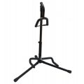 Single Guitar Stand for Acoustic, Classical, Electric or Bass Guitar