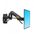NB F150 17 to 27 Inch Gas Strut Monitor TV Bracket Holder Mount