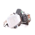 7 pcs Suit Respirator Painting Spraying Face Gas Mask 3M 6200 6001 5N1