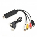 USB 2.0 Video Adapter With Audio Video Capture Adapter Card