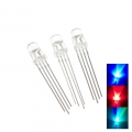 5mm LED Super Bright RGB (Common Anode)