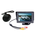 Car Reverse Camera Vision with Monitor TV