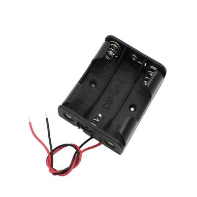 3 x AA Three Slot Battery Holder
