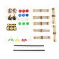 Arduino Component Set LED Resistor Potentiometer Cap