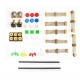 Arduino Component Set LED Resistor Potentiometer Cap