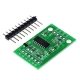 HX711 Weighing Sensor Dual-Channel 24 Bit Precision Module Arduino