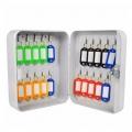 Jiulin 20 Slot Hook Metal Key Keys Box Storage Cabinet (R-1120)