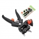 Garden Scissor Grafting Cutting Tree Pruning Shears Tools (plastic)