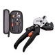2-In-1 Garden Plant Grafting Pruning Tools Set + Pouch Bag