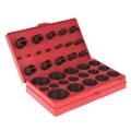 419pcs 32 sizes Rubber O Ring Oring Seal Plumbing Garange Set