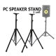 Speaker Audio Tripod Stand Mount Bracket Holder SP-502 [2 unit]