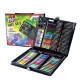 150 pcs Kids Drawing Art Set Painting Water Pen Colour Pencil
