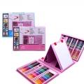 208pcs Kids Painting Pen Colour Crayon Marker Pencil Drawing Art Set