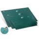 A1 A2 A3 A4 Large Self Healing Double Side Cutting Mat Thickness 3mm