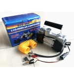 Portable Car Tyre Pump 2 Double Cylinder Air Compressor 150 PSI