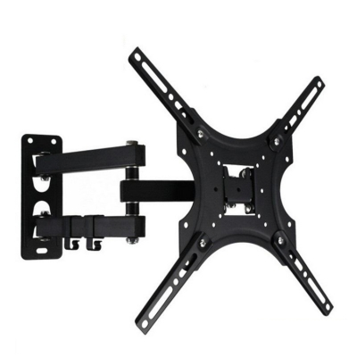 "Adjustable 32""-55"" LED LCD Plasma Swivel Tilt TV Wall Mount"