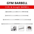 1.2m 1.5m 1.8m Barbell Straight / Curl Pole Gym Dumbell Dumbbell Bar