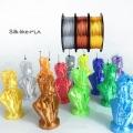 3D Printer High Quality 1.75mm 1KG / 1000g PLA + Silk Filament