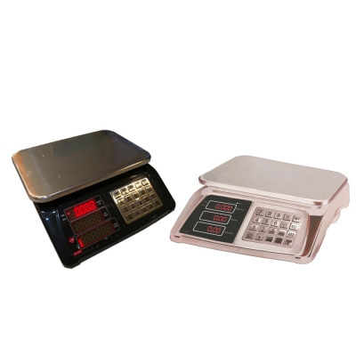 Premium Stainless Steel Digital Weight Scale Omega 40KG x 0.002
