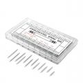 360pc Professional Watch Band Repair Spring Steel Bar Tool Kit Set