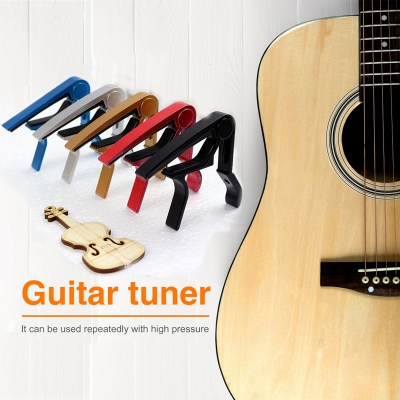 Guitar parts Guitars Capos for Musical Instrument Guitar Capo
