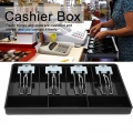 Cash Drawer Register Insert Tray Replacement Cashier 4 Bill 3 Coin