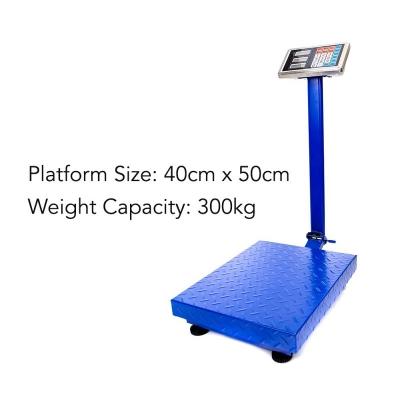300Kg High Precision Digital Platform Industrial Grade Weight Scale