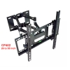 Adjustable TV Mount 26-55 Inch Led LCD Flat Panel Full Swivel CP402