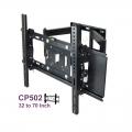 Adjustable 32 to 70 Inch Full Motion Tilt Swivel TV Wall Mount Bracket