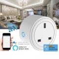 16A SMART Power Plug WiFi Socket Malaysia Switch (Voltage Calculator)