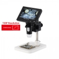 DM4 Portable Digital Microscope 4.3 Inch LCD Display VGA 1280*720