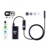 Wireless Wifi Endoscope Camera Waterproof 8mm Lens HD 720P 5M