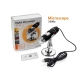 8 LED 1600x Digital USB Microscope Magnification Endoscope Magnifier