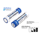 Doublepow AA AAA 1.2V Ni-MH Super Fast Rechargeable Battery