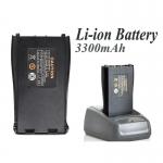 Baofeng battery for Walkie Talkie BF 888S 777S 3300Mah Capacity