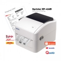A6 Thermal Printer Waybill Barcode Shipping Label Xprinter XP420B